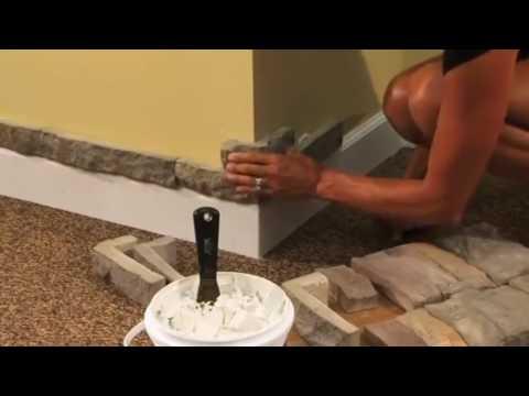 Airstone - Airstone Stone Veneer Setting Up Lesson