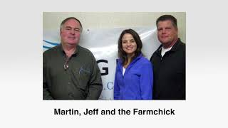 Martin, Jeff and the Farmchick  - September 20th 2017