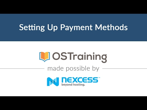 Magento 2 Beginner Class, Lesson #24: Setting Up Payment Methods
