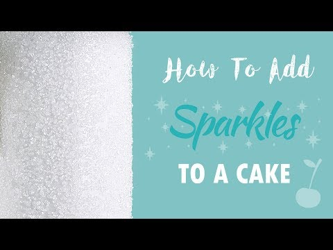 How to Make Your Cake Sparkle | Cherry Basics Tutorial
