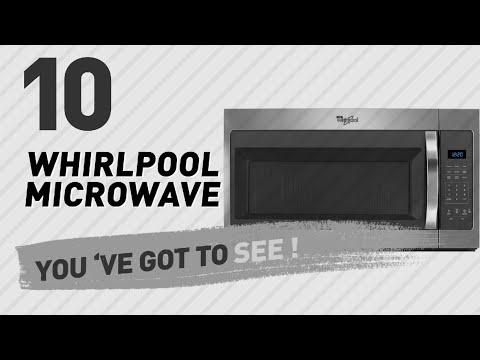Whirlpool Microwave // New & Popular 2017