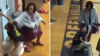 Parents Shocked Over Video of Teacher Dragging Special Needs Student By Hair