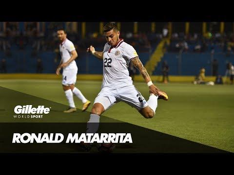 Ronald Matarrita - NYCFC's Secret Weapon | Gillette World Sport