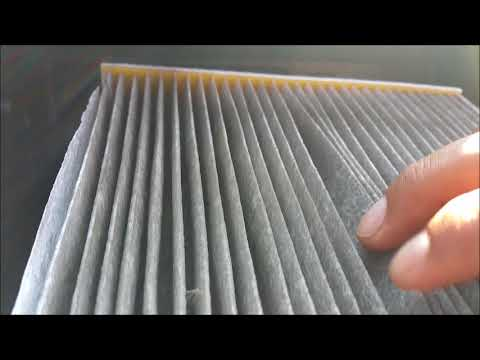 2015 TOYOTA CAMRY CABIN AIR FILTER