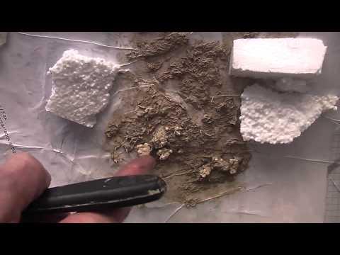 Mache Rock Textures