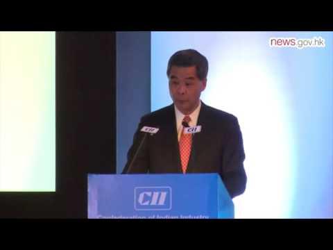 CE promotes HK in India (4.2.2016)