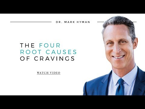 Dr. Hyman and Alexandra Jamieson Discuss Causes of Cravings