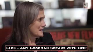 Brave New Conversations – Amy Goodman of Democracy Now!