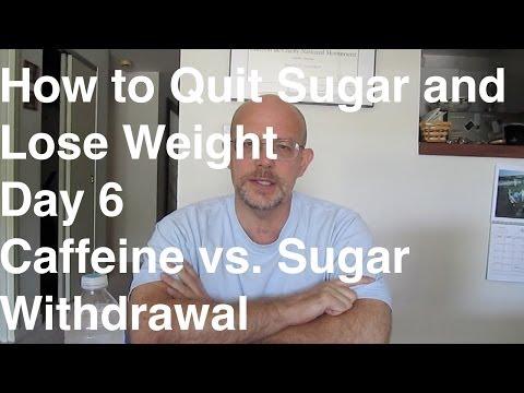 Quit Sugar in 30 Days - Day 6:  Caffeine vs. Sugar Withdrawal