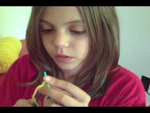 Alyvia How to Knit for Kids