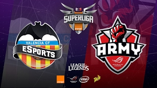 SUPER LIGA ORANGE-Jornada 3-Valencia CF eSports vs Asus Rog Army-Mapa 2-#SUPERLIGAORANGELOL3