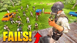 GAMING GONE WRONG #9 - Fail Compilation (Black Ops 4, Red Dead Redemption 2, PUBG Funny Moments)