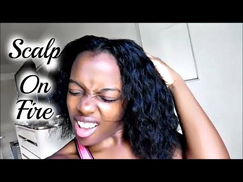 I Changed My Relaxed Hair Care Regimen | Hair Diary #2