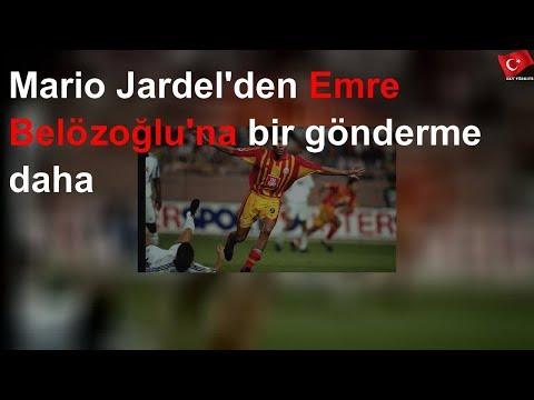 Mario Jardel'den Emre Belözoğlu'na bir gönderme daha