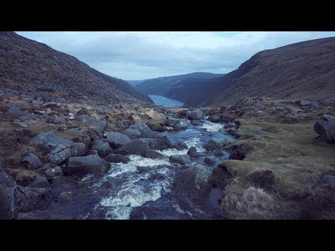 Hiking the Glendalough hills
