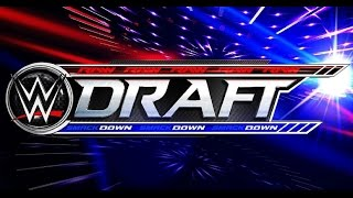 WWE DRAFT 2017 PREDICTIONS! [UPDATED]