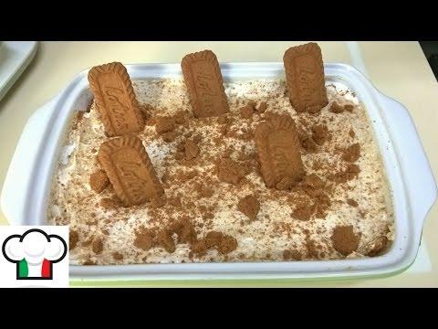 Cheesecake recipe: No-Bake Lotus Biscoff cheesecake