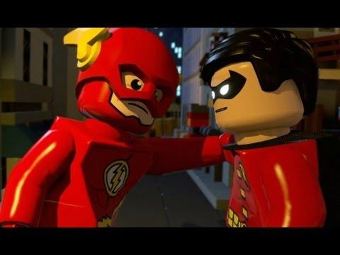 LEGO Batman 3: Beyond Gotham - Walkthrough Part 9 - Big Trouble in Little Gotham