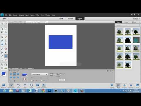 How to Install Downloaded Patterns & Textures for Photoshop Elements : Photoshop Elements