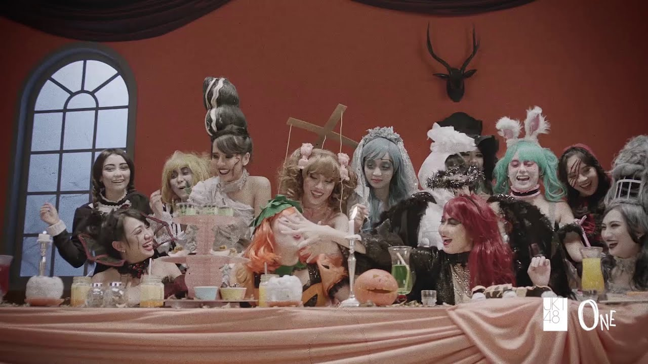 JKT48 - Halloween Night