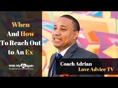 When To Reach Out To An Ex After A Breakup And How?