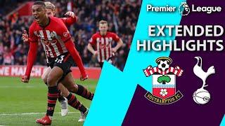 Southampton v. Tottenham | PREMIER LEAGUE EXTENDED HIGHLIGHTS | 3/9/19 | NBC Sports