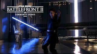 Star Wars Battlefront II: Anakin Skywalker – Community Update