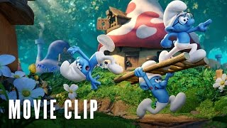 Smurfs: The Lost Village - Glowbunnies Clip - At Cinemas March 31