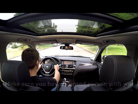 How to Drive an Automatic CAR 2018-2020 Tutorial for Beginners