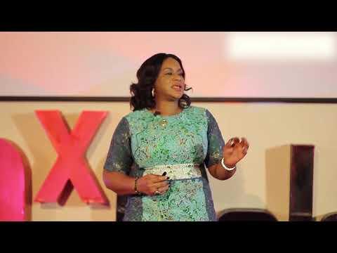 An Unconventional Way To Shatter Glass Ceiling. | Audrey Joe-Ezigbo | TEDxCalabar