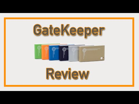 Gatekeeper Review -{Computer Security}-