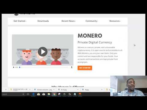 How to Store your Monero (XMR)