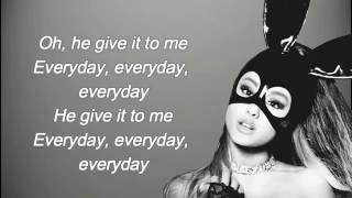 Everyday - Ariana Grande ft. Future Lyrics