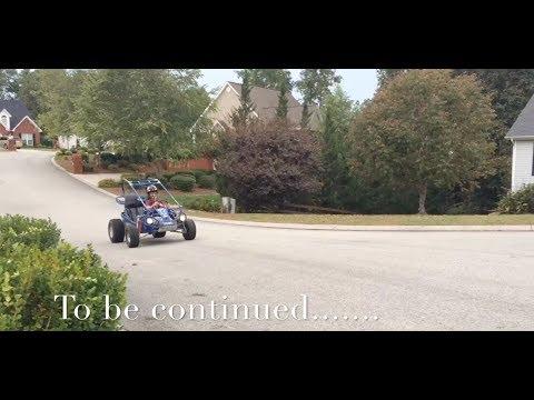 HONDA ENGINE CLONE! Hammerhead GO Kart GY6 150cc to 420cc Predator Engine  - MUST SEE! Part 1