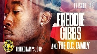 Drink Champs Episode 142 w/ Freddie Gibbs (FULL VIDEO)