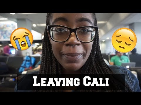 LEAVING CALI || Summer in Cali #6
