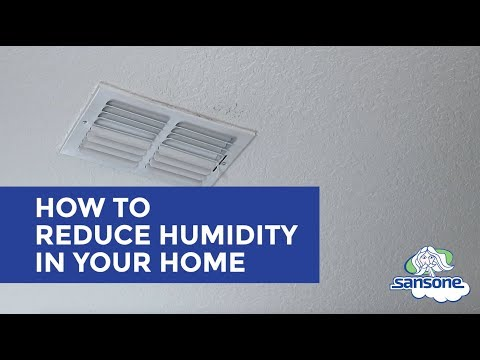 How to Reduce Humidity in Your Home | Sansone Air