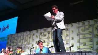 "Tom Kenny singing ""Don"
