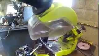 How To Sharpen A Chainsaw Chain With Electric Sharpener