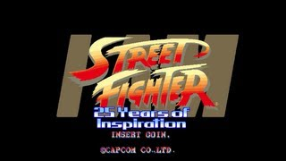 I Am Street Fighter - 25th Anniversary Documentary