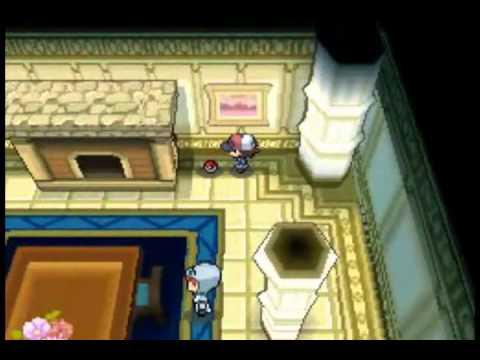 Pokemon White - N's Castle Pt. 1/2 (US)