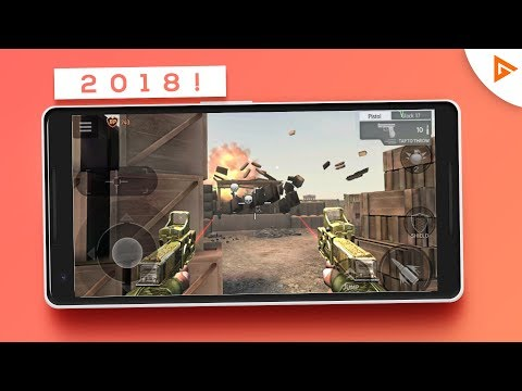 10 MUST TO PLAY Games on Android 2018!