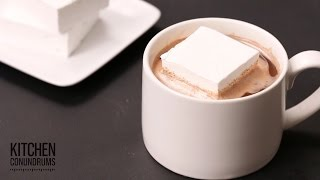 The Best Technique for Homemade Marshmallows - Kitchen Conundrums with Thomas Joseph