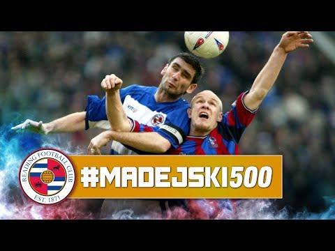 #Madejski500   Ady Williams on our Madejski Stadium move!