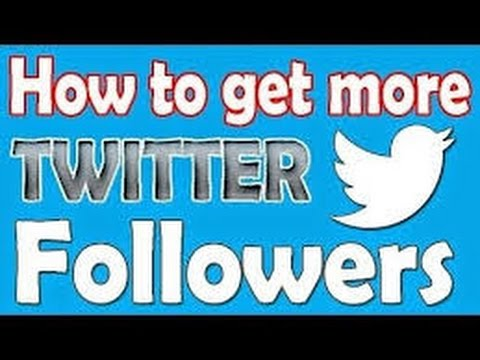 Free Twitter Followers - Get free followers, tweets, retweets and favorites