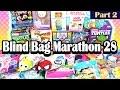 Surprise Blind Bag Marathon 28 Part2 Disney Tsum Tsums My Li