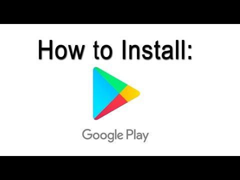 How to install Google Play Store on your Android || Xiaomi Chinese Variant