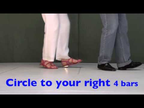 How to dance 3 simple Irish sean nos HORNPIPE steps.