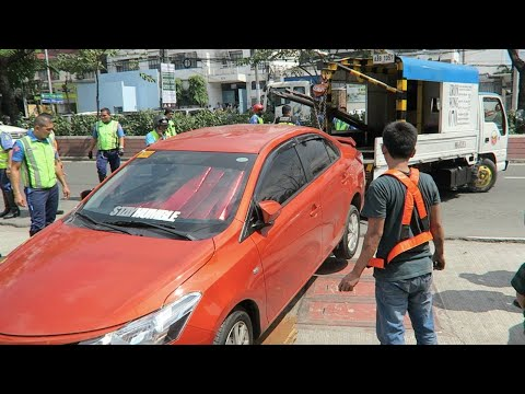 MMDA Towing