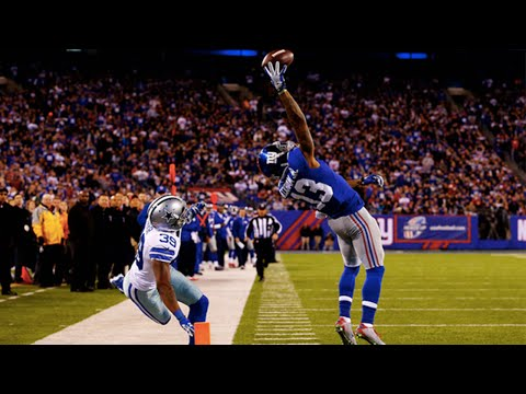 OBJ Amazing Catch!!! (Edit)